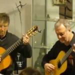 Gitarrenduo Keller und Wenger 2 s