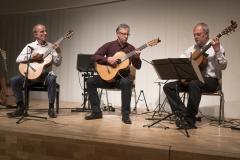 Gitarrenduo Keller und Wenger im Stadthaus Foto: Martin Ritzert
