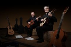 Gitarrenduo Keller und Wenger Foto: Johann Zimmermann